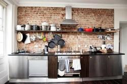 Кухня в стиле индастриал