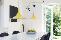 Подвесные светильники для обеденного стола