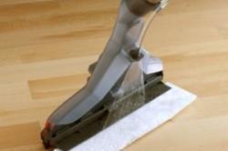 Специальная насадка для мытья ламината