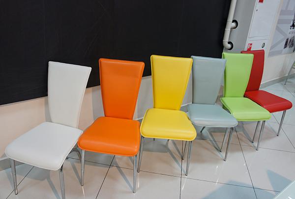 Ассортимент стульев