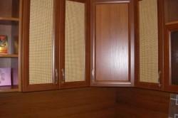 Ротанговое полотно для украшения фасадов