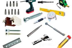 Инструменты для сборки кухонного гарнитура