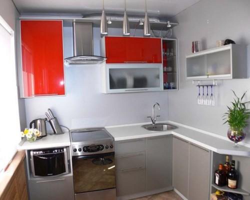 дизайн кухни 10м2 фото