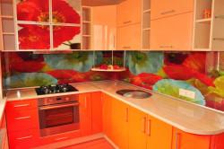 Фотопанели на кухне