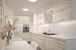 Вентиляционный короб интегрированный в кухонный гарнитур