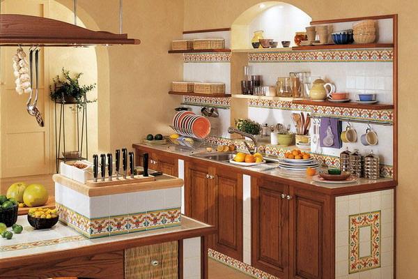 Итальянская палитра в средиземноморской кухне