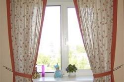 Самые простые шторы