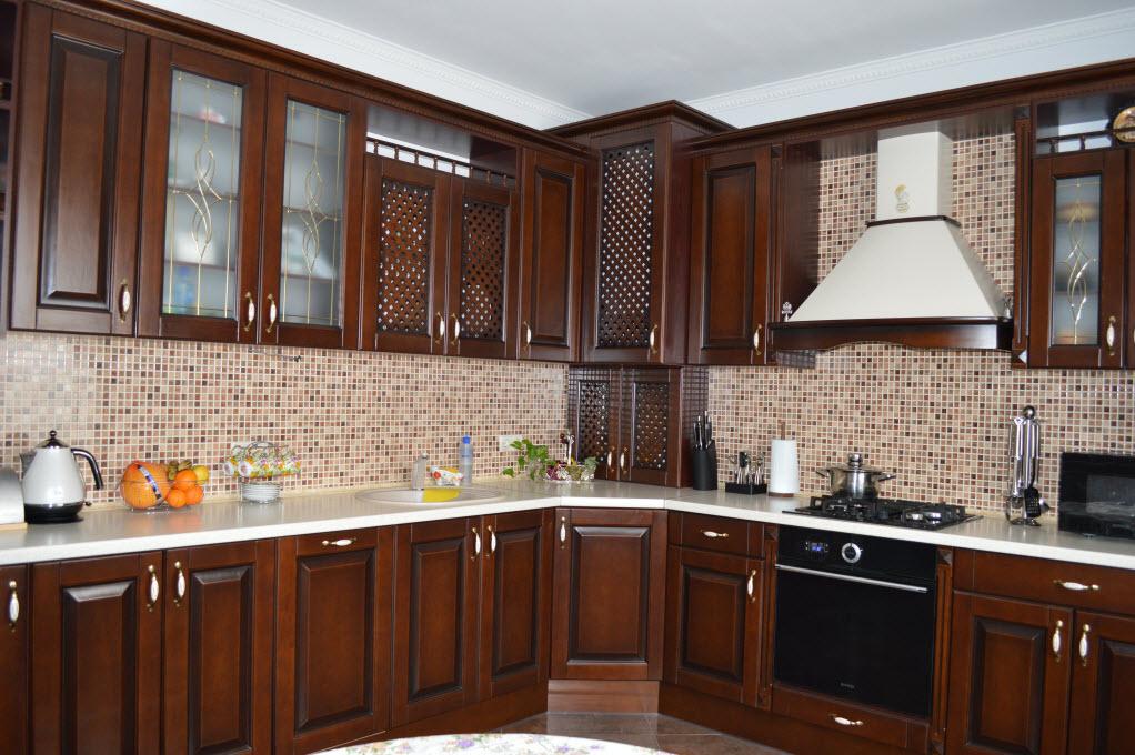 Как украсить потолок в кухне своими руками