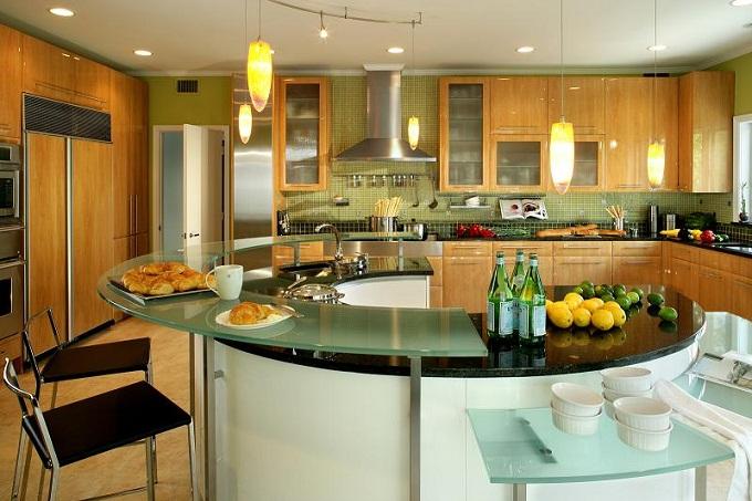 Интерьер кухни 12