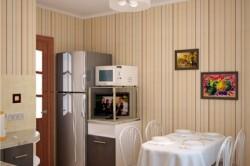 Увеличение кухни за счет комнаты или коридора