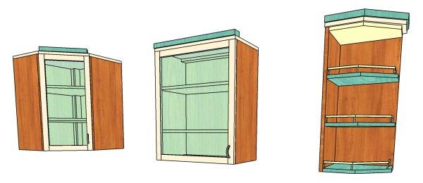 Как сделать рамочный фасад
