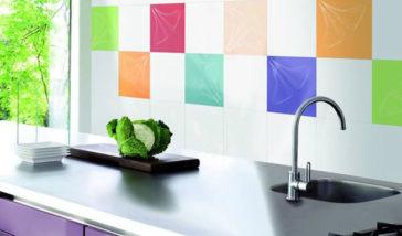 Дизайн потолков из гипсокартона в кухне-гостиной