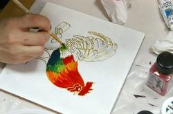 Краски для керамики