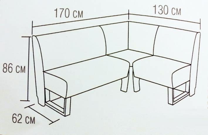 Схема и габаритные размеры