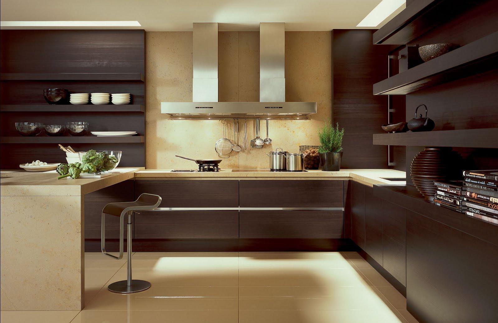 Дизайн кухни - кухни