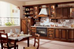 Декоративные элементы классической кухни