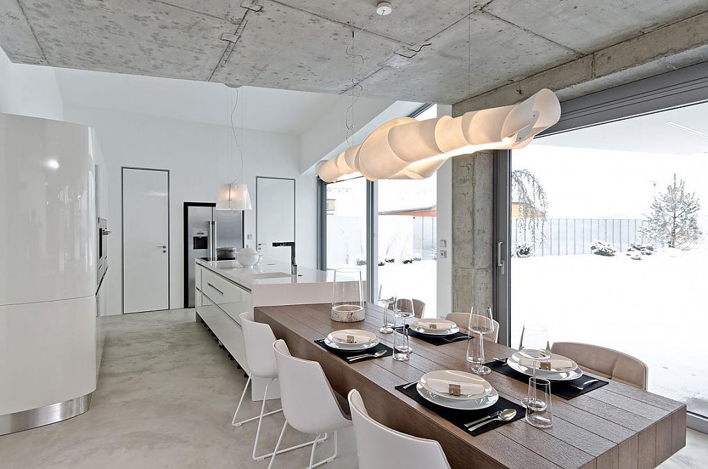 Утепление бетонного потолка в частном доме
