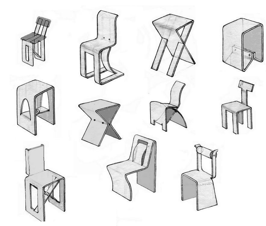 Инструкция по изготовлению стула