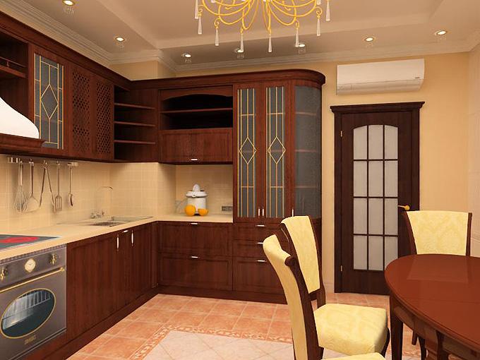 Как ремонтировать кухню