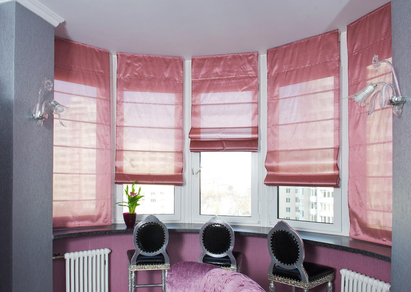 Декорировать шторы своими руками