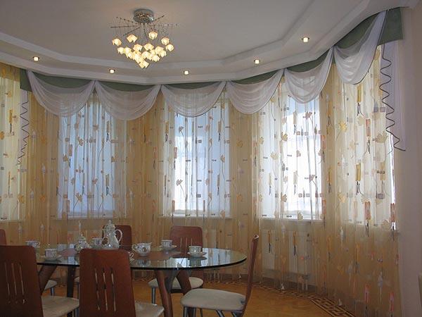 Дизайн штор варианты для гостиной
