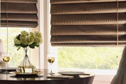 Римские шторы для кухни