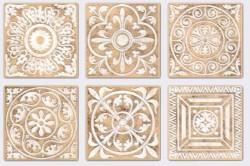 Виды узоров виниловой плитки