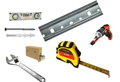 Инструменты для навешивания шкафов