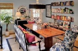 Кухня в еклектичном стиле