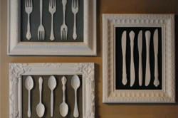 Пример оригинального кухонного панно