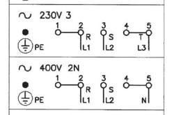 Схема подключения индукционной плиты к сети