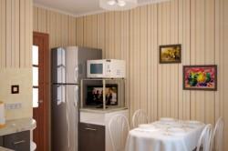 Увеличение кухни за счет коридора или комнаты