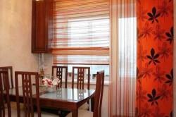 Японские панели на кухне