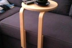 Удобный придиванный столик