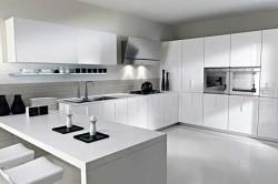 Пример дизайна кухни в стиле минимализма