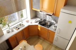 Маленькая кухня