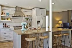 Оригинальная барная стойка для кухни