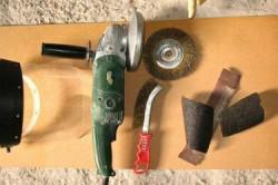 Инструменты для браширования дерева