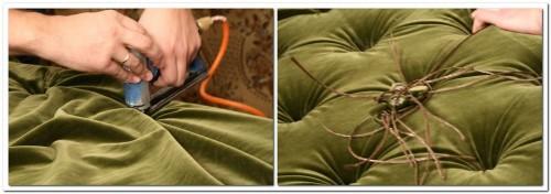 Изготовление каретной стяжки