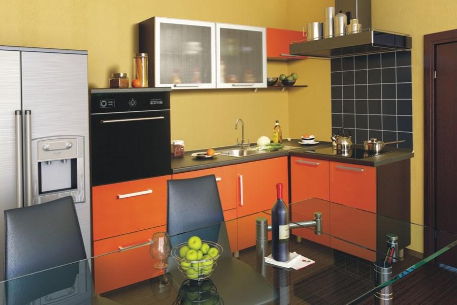 Дизайн кухни площадью 9 кв.м.