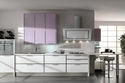 Пример кухни в стиле минимализма