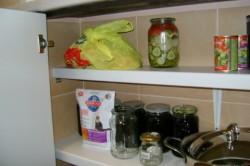 Холодильник, облицованный плиткой