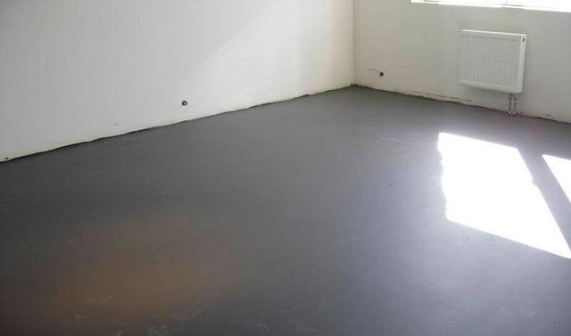 Особенности заливки бетонной стяжки.