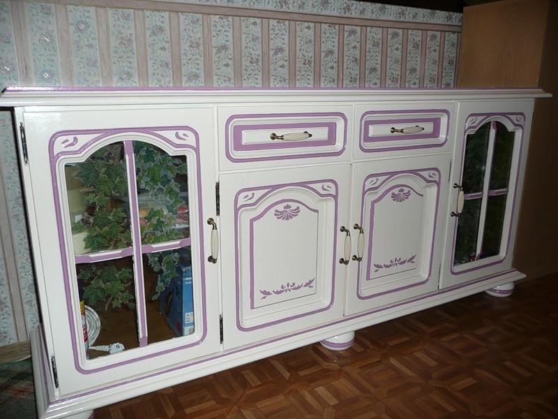 Старая мебель