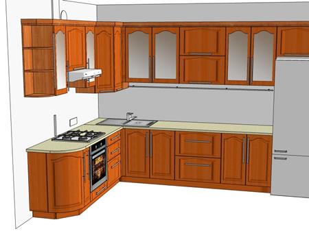 Изготовление Кухни. Часть 1